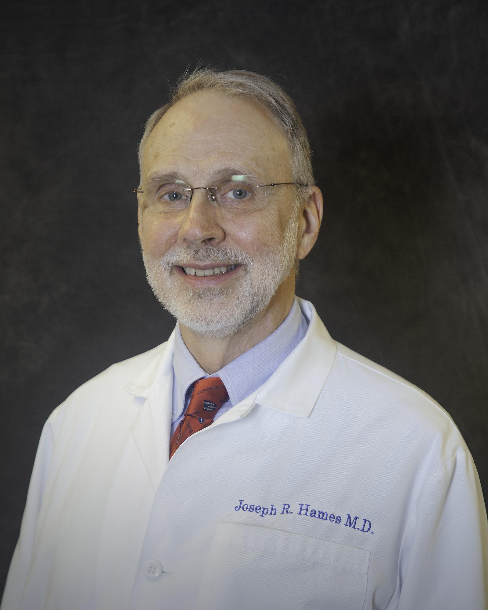 Hometown Health Clinic Provider, Dr. Joseph Hames