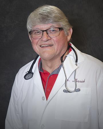 Hometown Health Clinic, Dr. Bryan Merrick MD