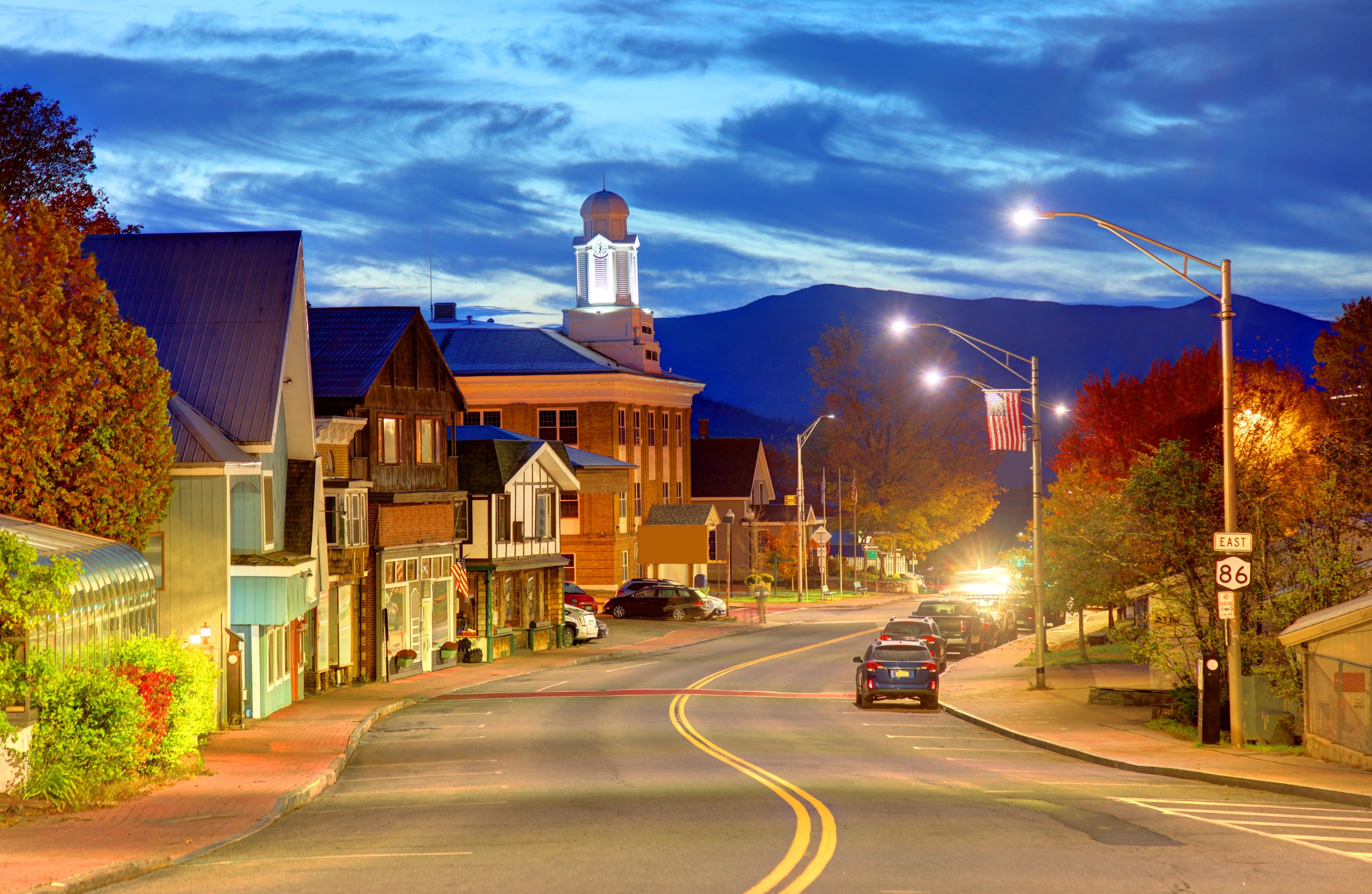 Lake Placid is a village in the Adirondack Mountains in Essex County, New York, United States.